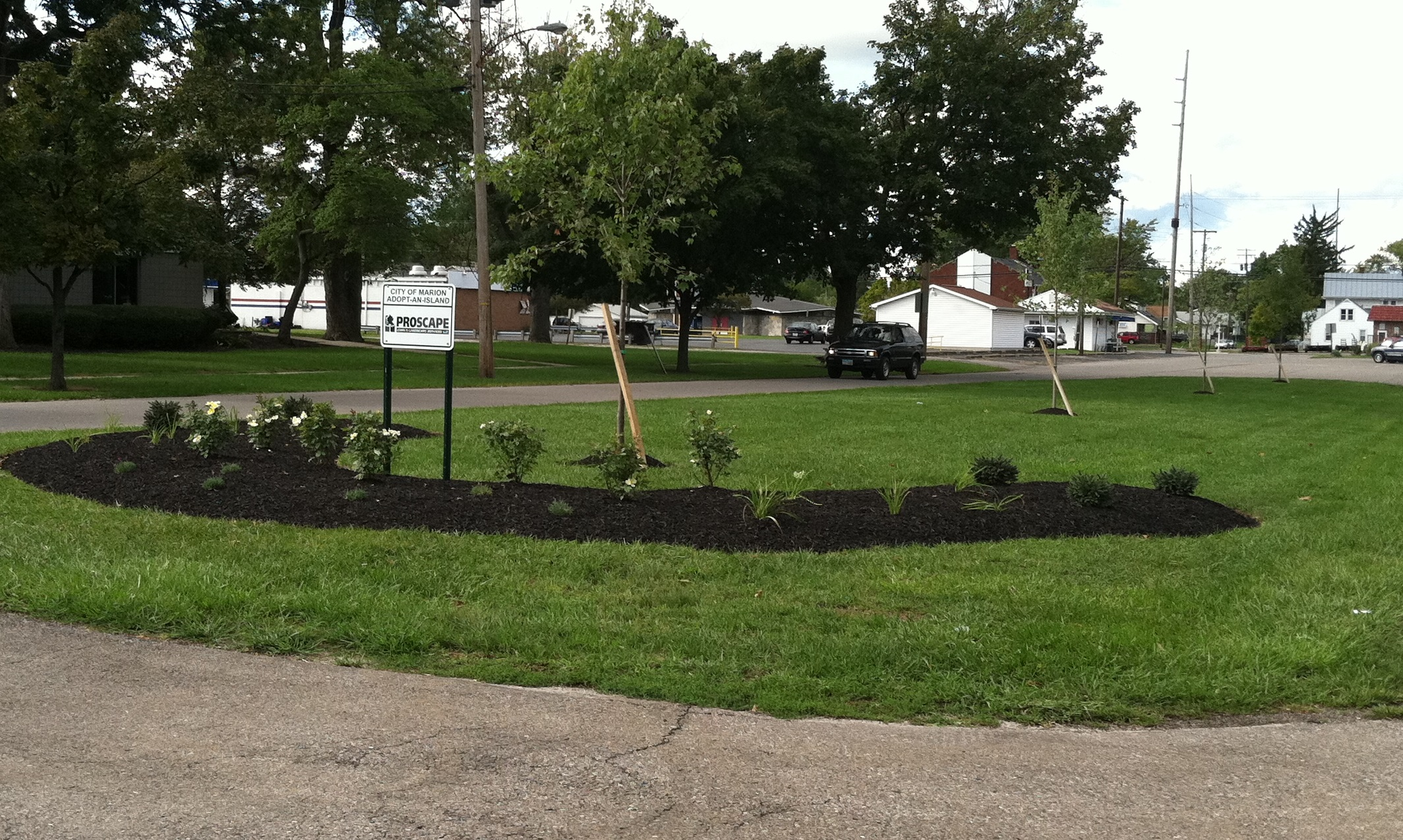 Adopt an Island Landscaping Marion