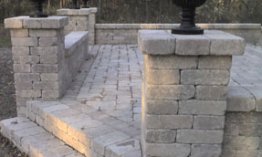 patio walls